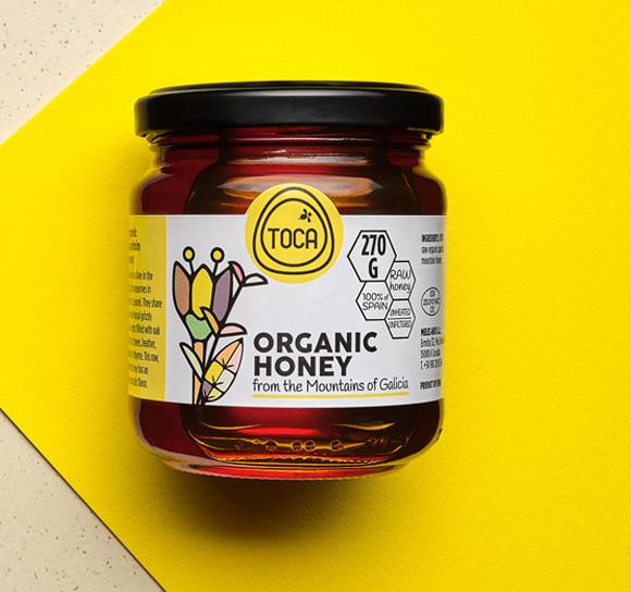 miel organic honey