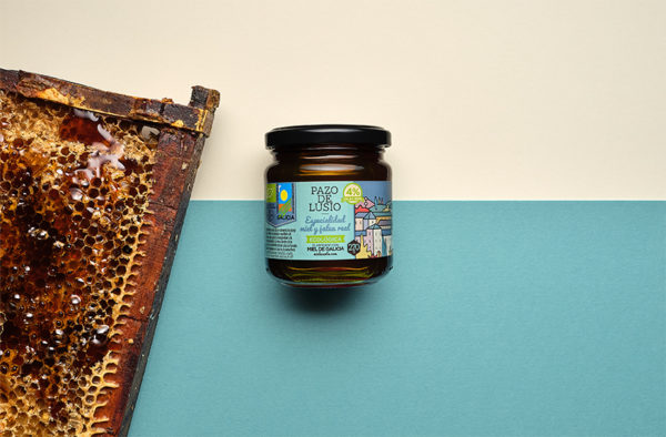 Speciality organic Honey and Royal Jelly