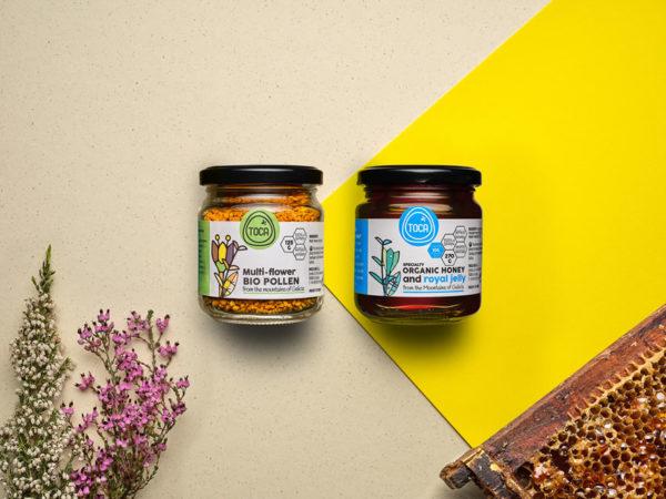 pack de miel ecológica