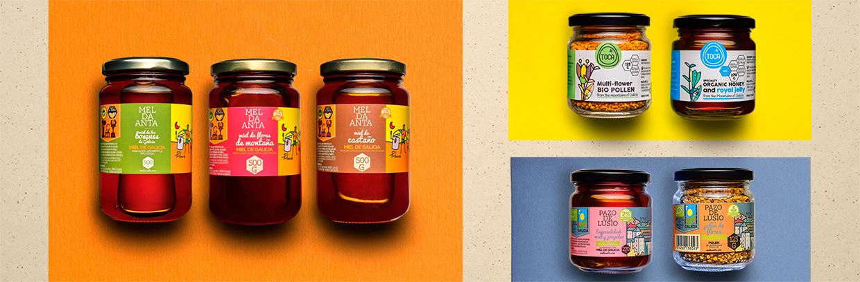 packs de miel