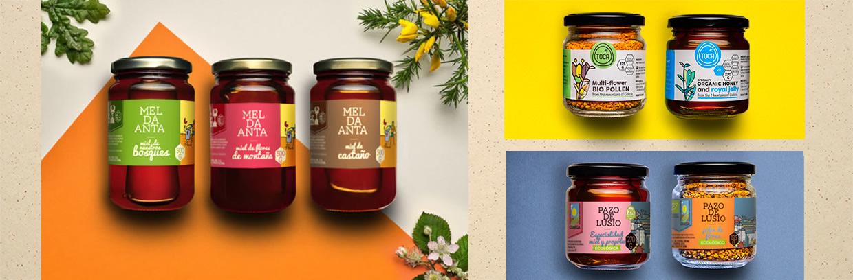 Packs de miel, ideales para regalar